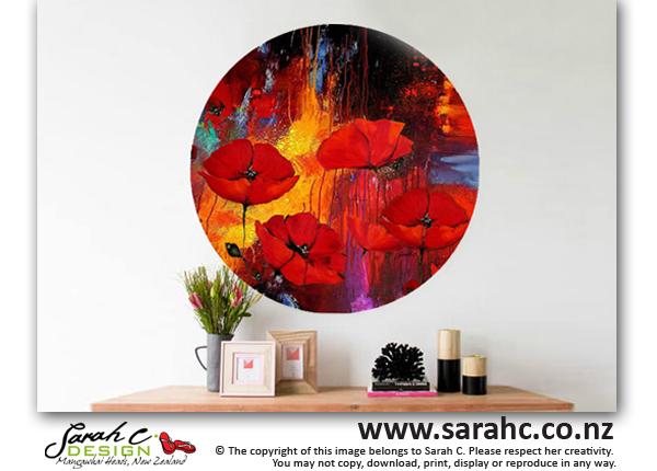 Round Acrylic Prints